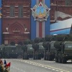 Russian nuclear forces conducted a major exercise last month that tested the transport of both strategic and tactical nuclear weapons near Europe, according to United States officials.    The exercise