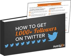 How to Get 1000+ Followers on Twitter