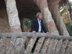 Jan Donders in Parc Guell