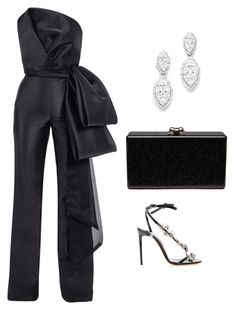 Spectacular sets with fashionable jumpsuits. five - Outfits for Work - Spectacular sets with fashionable jumpsuits. Kpop Fashion Outfits, Fashion Wear, Look Fashion, Classy Outfits, Stylish Outfits, Style Personnel, Overall, Elegant Outfit, Dress To Impress