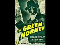 The Green Hornet 1940 Series Complete All 13 Chapters - YouTube