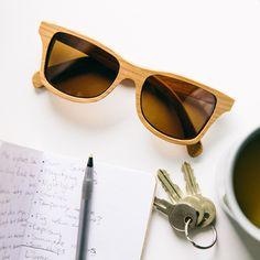 Shwood: Portland Cool Wood Sunglasses
