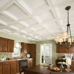Transform your home with a simple ceiling update that will leave your friends in awe.