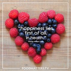 What does happiness feel like to you? www.foodmatters.tv