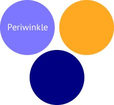 How To Wear Periwinkle For A Pure Autumn (Warm Autumn) More