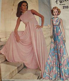 Vogue Couturier Design - Pucci 2113
