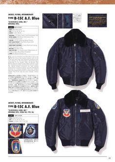 BUZZ RICKSON'S B15-C Navy Jacket, Bomber Jacket, Field Jacket, Work Wear, Motorcycle Jacket, Fall Winter, The Originals, Flyers, Army