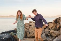 Colac Bay is special to both Ethan and Josie for different reasons. They each grew up in Invercargill and have ties to Colac Bay, but as fate would have it they actually never met until they were living in different cities. Moving To The Uk, Beach Picnic, Tie The Knots, Engagement Session, Portrait Photography, Couple Photos, Couples, Couple Shots, Tying The Knots