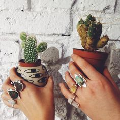 What We (Want To) Wear // Cleopatra's Bling -