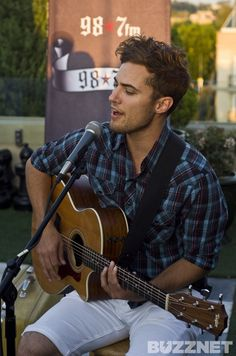 ever since I became a walk the moon fan, I keep thinking to myself, Need. to. meet. kevin. ray.