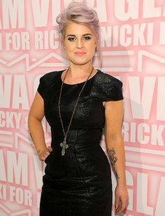 How to get buff, tank top ready arms like kelly osbourne scunningham87