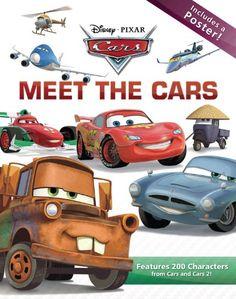 Meet The Cars Disney Pixar Amazon Most Trusted E Retailer