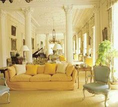 Awesome furniture for yellow living rooms on this favorite site