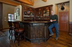 home bar ideas freshome. home bar designs canada. modern home bar . Custom Home Bars, Bars For Home, Custom Homes, Pub Bar, Corner Home Bar, Irish Pub Decor, Home Bar Plans, Home Theater Furniture, Home Bar Decor