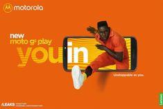 Moto & Moto Play gets listed on American e-retailer website, marketing materials leaked Creative Poster Design, Ads Creative, Creative Posters, Creative Advertising, Graphic Design Posters, Advert Design, Branding Design, Social Media Banner, Social Media Design