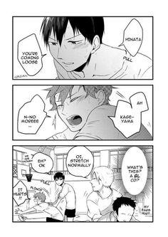 Haikyuu Kageyama, Manga Haikyuu, Haikyuu Funny, Haikyuu Fanart, Sugawara Koushi, Daisuga, Girls Anime, Cute Anime Guys, Comic Anime
