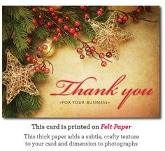 36 best bossmarkholiday gift guide images on pinterest christmas customize and personalized holiday cards that are perfect for showing your appreciation to clients customers employees friends and family m4hsunfo