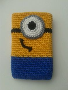 188 Best Minion Images On Pinterest Knit Crochet Yarns And