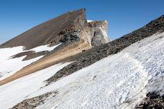 Äusseres Barrhorn (3610 m), Valais, Switzerland