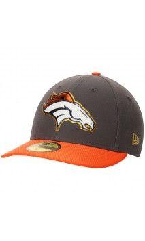 899d3f67d71 NFL Men s Denver Broncos New Era Graphite Gold Collection On Field Low  Crown 59FIFTY Fitted Hat  denverbroncos  superbowl