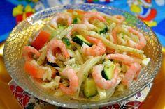 Salad «Sea fresh»