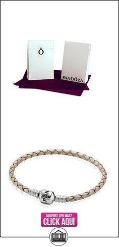 Pandora 59705CPL-S3 - Pulsera de mujer de plata de ley, 20.5 cm  ✿ Joyas para niñas - Regalos ✿ ▬► Ver oferta: https://comprar.io/goto/B003817HOU