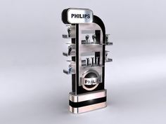 Point of Purchase Design | POP Design | Electrical POP | Philips 02 | MyFolio