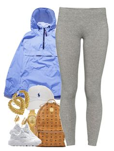 """""""Untitled #1355"""" by power-beauty ❤ liked on Polyvore featuring Rolex, ASOS, MCM, NIKE and TNA"""