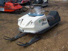 1965 snowmobile eBay