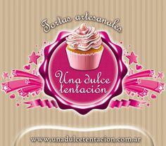 Branding Pastelería artesanal - Una dulce tentación by Gabriel Benatar, via Behance
