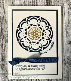 Orientpalast Stampin' Up! ~ Eastern Palace Suite