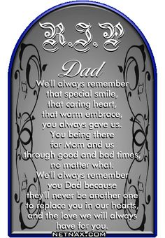 Father Birthday Poems From Daughter | rip quotes for dad Interior Design Decoration