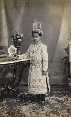 Nawab of Bhopal 1900