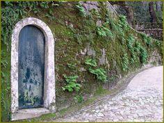 a door in portugal