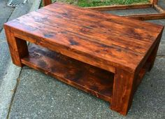 Reclaimed and pallet wood
