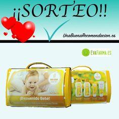Sorteo San Valentín: Set Bienvenido Bebé Weleda - Evafarma