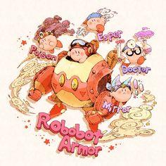 Kirby Planet Robobot :)