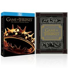 Game Of Thrones: Season 2 (With Play.com Exclusive Photo Book) (Blu-ray)