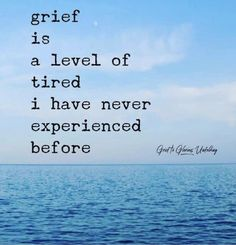 Living with grief is exhausting. True Quotes, Great Quotes, Quotes To Live By, Inspirational Quotes, In Loving Memory Quotes, Qoutes, Grieving Mother, Grieving Quotes, Grief Support