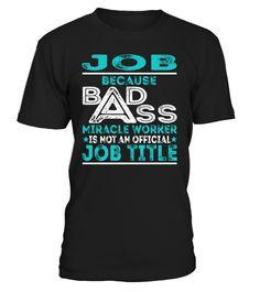 Job - Badass Miracle Worker