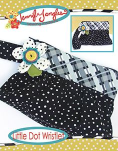 Little Dot Wristlet Pattern | Jennifer Jangles