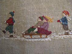 """Les Skieurs du """"Bonheur Des Dames"""""""