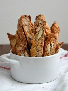 Carquiñolis de almendra | Cuuking! Recetas de cocina