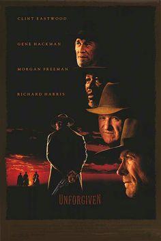 UNFORGIVEN 1992 Gene Hackman