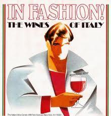 Wine ad. Guy.