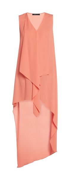 Tara High-Low Maxi Dress