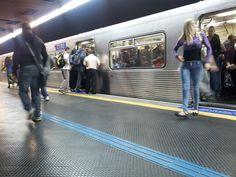 Desembarque Estação Anhangabaú #metro #subway #urban #saopaulo #sampa #sp #railway #igers #igersbrasil #igerssaopaulo #instasampa #instadroid #metrosp