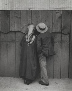 The Circus, Budapest; André Kertész (American, born Hungary, 1894 - 1985); Budapest, Hungary; negative 1920; print 1970s; Gelatin silver print; 24.7 x 19.7 cm (9 3/4 x 7 3/4 in.); 84.XM.193.36; J. Paul Getty Museum, Los Angeles, California