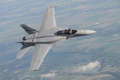 Boeing enhanced F/A-18E/F Super Hornet.