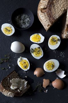The Perfect Spring Egg Salad